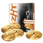 Set Zildjian Zhtp4p-9 Pro Medium Hh14+cr16+ride20+cr18