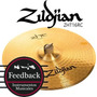 Zildjian Zht16rc - Platillo De Bateria Rock Crash