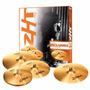 Platillos Zildjian Set Zht De 14hh-16cr-20rd 18cr-free