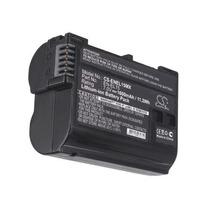 Batería Para Nikon D7000 D800 D12 En-el15 1400mah