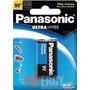 24 Baterias 9v Panasonic Zinc-carbon. El Mejor Precio
