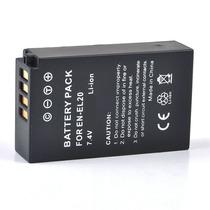 Bateria Para Nikon En-el20 J1 Enel20 Litio Garantia