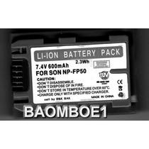 Bateria Sony Np-fp550 Dcr-dvd305 / Dcrdvd305 / Dvd305