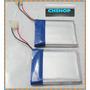 Batería De Ion De Litio 3,6 Volt 400 Ma/h Mp3, Mp4,etc.
