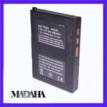Bateria P/ Jvc Bn-vm200u Vm200u Gz-mc100 Gz-mc200 Gz-mc500
