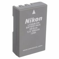 Bateria Nikon La Enel9 /a Original En Caja