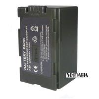 Bateria P/ Panasonic Cgr D16s Pv Gs9 Gs16 Dv910 Dvc7 D220