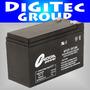 Batería Gel 12v 7a Recargable Alarma Ups Luz Emerge- Cordoba