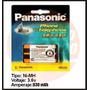 Bateria Panasonic Hhr-p104 /29 Telefono Inalambrico Original