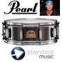 Redoblante De Metal Pearl Chad Smith Signature 14x5 Cs-1450