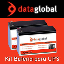 Bateria Apc Rs1500 Rs1000 Br1500g Br1200g Br1000g Br800g