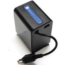 Batería P/ Jvc Bn-vg121 Everio Gz-hm300 Hm320 Hm550 Hd500