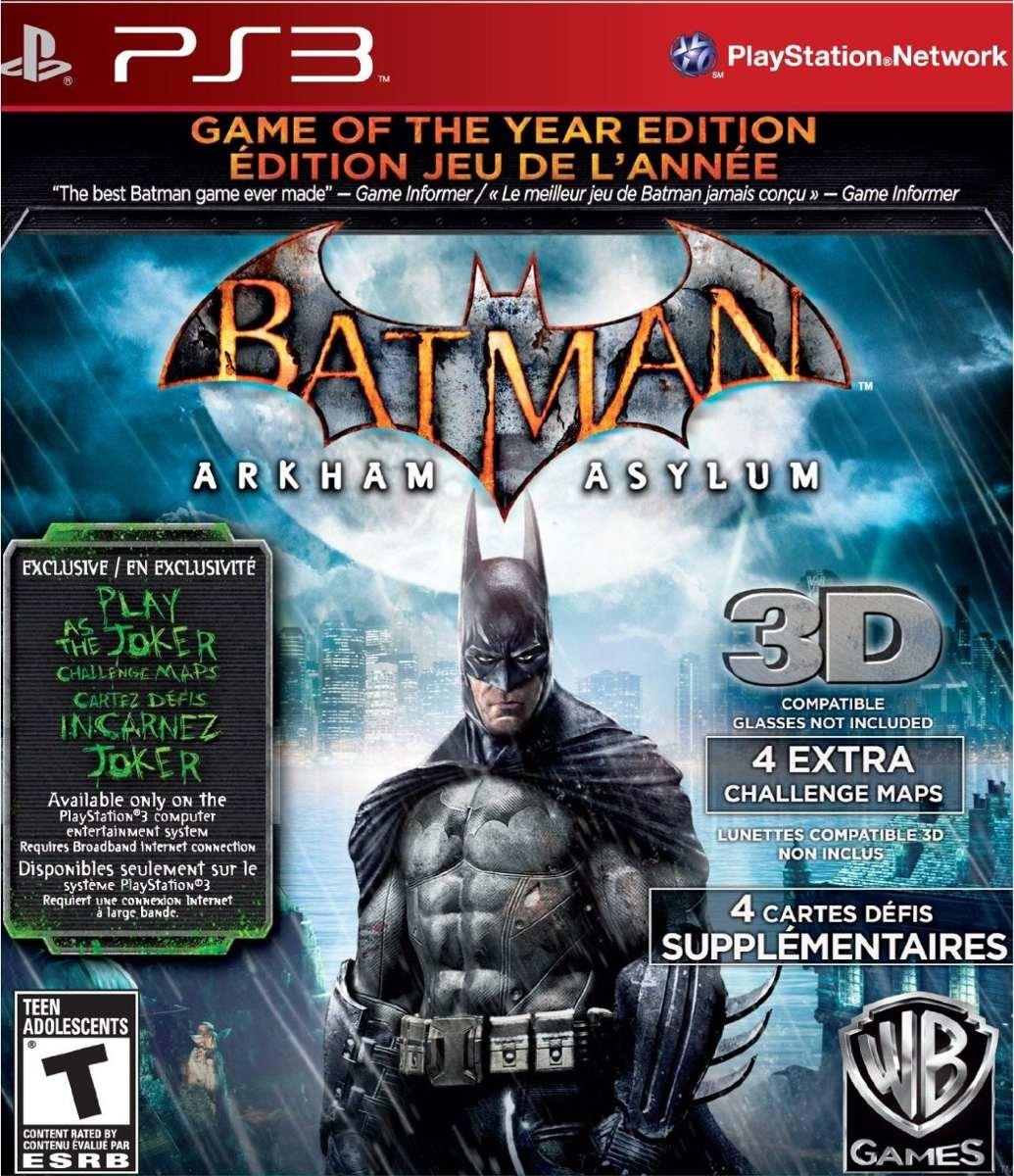 video juego batman: