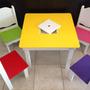 Mesita Y Sillas Infantil Crayonera Varios Colores