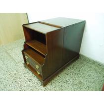 Mueble Ingles Baulera Mesa De Luz Divisor Domitorio Living.
