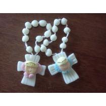 60 Denarios Porcelana Fria Souvenirs Con Tarjetita 5x4cm