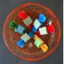 Pack10 Cajitas Con Forma De Caramelo En Origami