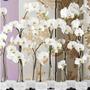 Arreglos Florales Con Orquideas. Bodas, 15 Años, Bautismos