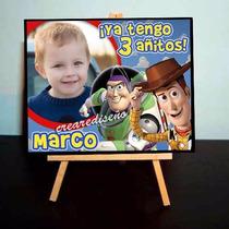 Toy Story - 10 Atrilitos Souvenir Cumpleaños - Divinos!