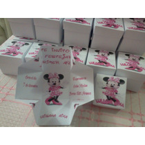 Invitaciones Minnie Cajitas Explosivas Oferta