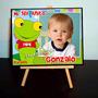 Sapo Pepe: 10 Mini Atril Con Fotos Souvenirs Cumple