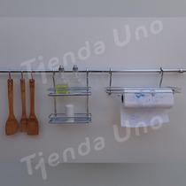 Estantes Para Cocina, Organizador, Utensillos, Ganchos