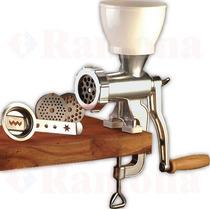 Maquina Multifunción Picadora Fabrica De Embutidos Y Churros