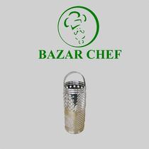 Rallador Cilindrico 7 Usos Hojalata - Bazar Chef