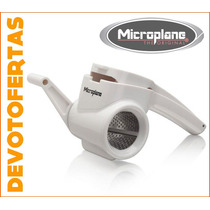 Rallador De Queso Con Manija Microplane Usa Original