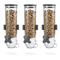 Dispenser De Cereales Simple X3 Zevro Original