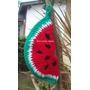 Agarraderas Frutas Al Crochet Xxl - Bien Grandes/ Dobles