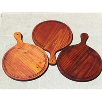 Tablas De Servir Pizza,plato Pizzero De Madera,tabla Pizzera