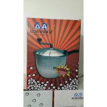 Pochoclera Olla Aluminio