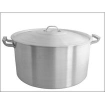 Cacerola Aluminio Olla Gastronomica -