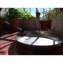 Sarten 36 Cm Diámetro Mechero Cocina Anafe