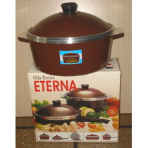 Eterna Olla Super 7,5 Lts Art 700 Rectificada Tipo Essen