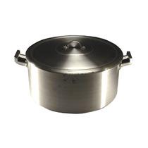Cacerola De Aluminio 50 Cms. 40 L