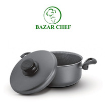 Tramontina - Paris Cacerola 24 Cm Con Asa - Bazar Chef