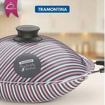 Wok Tramontina En Alumínio 32 Cm