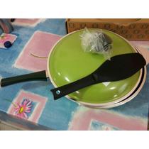 Cacerola Essen Verde Kiwi 28 Cm
