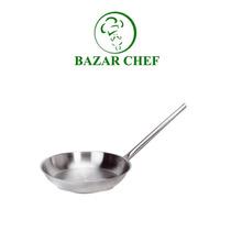 Sarten 24 Cm Doble Fondo Con Mango - Bazar Chef