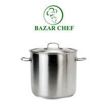 Olla 40cm A/barra 50.26l - Bazar Chef