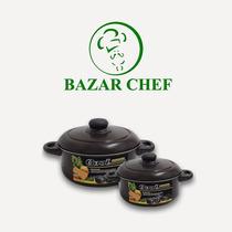 Cacerola Teflon 24 Cm Mango Baquelita - Bazar Chef