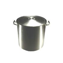 Olla De Aluminio 32 Cms. 24 L.