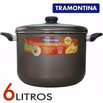 Olla Tramontina Teflon Nº22!! Cocina Batería Sarten Olla
