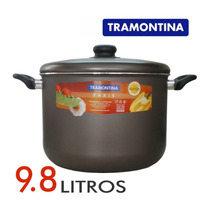 Olla Tramontina Teflon Antiadherente 10 Litros 26cm