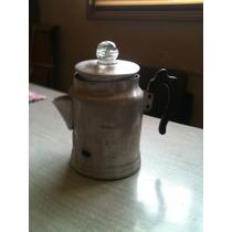 Cafetera Aluminio Untigua Del 60