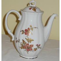 Cafetera Porcelana Verbano Estilo Frances. Vajilla