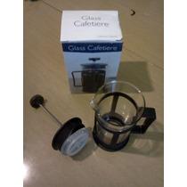 Cafetera Con Embolo Glass De 300 Ml. Nueva!