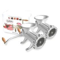Maquina Picar Carne Fundicion Manual Metalica Nº 12 Picadora